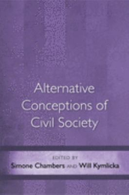 Cover image for Alternative conceptions of civil society