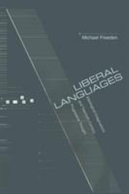 Cover image for Liberal languages : ideological imaginations and twentieth-century progressive thought