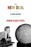 Cover image for The New deal : a global history