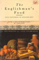 Cover image for The Englishman's food : a history of five centuries of English diet