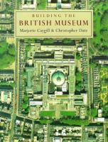 Cover image for Building the British Museum