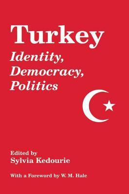 Cover image for Turkey : identity, democracy, politics
