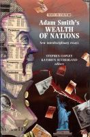 Cover image for Adam Smith's Wealth of nations : new interdisciplinary essays