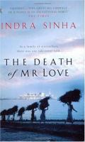 Cover image for The death of Mr. Love.