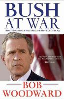 Cover image for Bush at war.