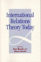 Cover image for International relations theory today