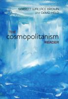 Cover image for The cosmopolitanism reader
