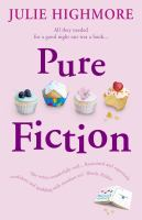 Cover image for Pure fiction