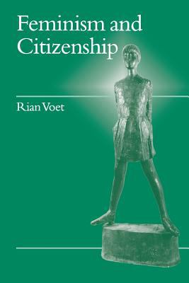Cover image for Feminism and citizenship.