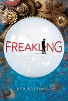 Cover image for Freakling