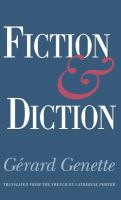Cover image for Fiction & diction