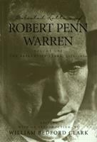 Cover image for Selected letters of Robert Penn Warren