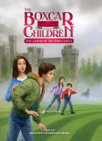 Cover image for The legend of the Irish castle
