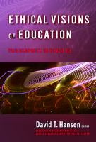 Cover image for Ethical visions of education : philosophies in practice