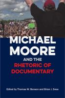 Cover image for Michael Moore and the rhetoric of documentary