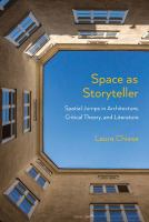 Cover image for Space as storyteller spatial jumps in architecture, critical theory, and literature