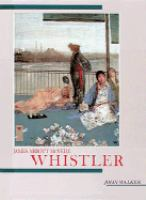 Cover image for James McNeill Whistler / John Walker.