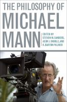 Cover image for The philosophy of Michael Mann
