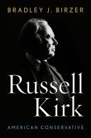 Cover image for Russell Kirk American Conservative