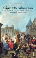 Cover image for Religion and the Politics of Time