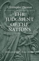 Cover image for The Judgment of the Nations
