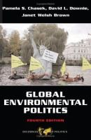 Cover image for Global environmental politics.