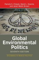 Cover image for Global environmental politics