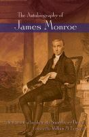 Cover image for The Autobiography of James Monroe