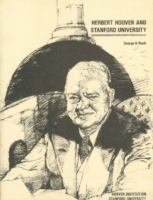 Cover image for Herbert Hoover and Stanford University