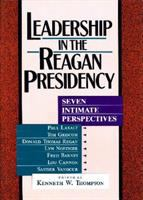 Cover image for Leadership in the Reagan presidency