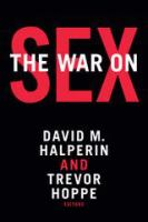 Cover image for The war on sex