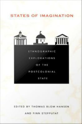Cover image for States of imagination ethnographic explorations of the postcolonial state
