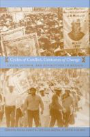 Cover image for Cycles of conflict, centuries of change crisis, reform, and revolution in Mexico