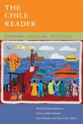 Cover image for The Chile reader history, culture, politics