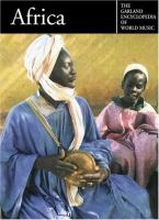 Cover image for The Garland encyclopedia of world music
