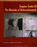 Cover image for Saqqara Tombs
