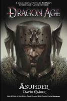 Cover image for Dragon age : asunder