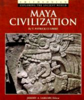 Cover image for Maya civilization
