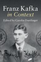 Cover image for Franz Kafka in context