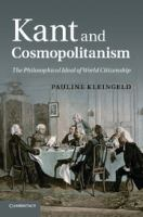 Cover image for Kant and cosmopolitanism : the philosophical ideal of world citizenship