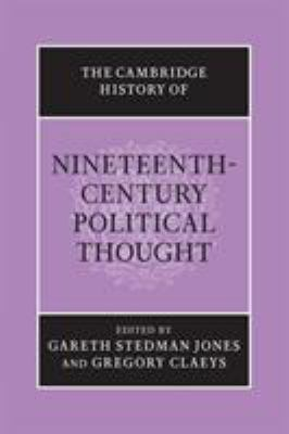 Cover image for The Cambridge history of nineteenth-century political thought