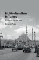 Cover image for Multiculturalism in Turkey : the Kurds and the state