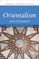 Cover image for Orientalism and literature