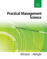 Cover image for Practical management science