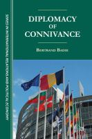 Cover image for Diplomacy of Connivance