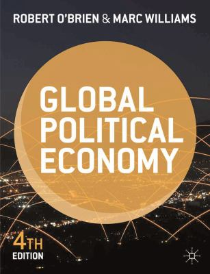 Cover image for Global political economy : evolution and dynamics