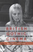 Cover image for British Gothic Cinema