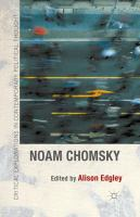 Cover image for Noam Chomsky