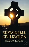 Cover image for Sustainable Civilization