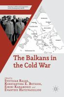Cover image for The Balkans in the cold war